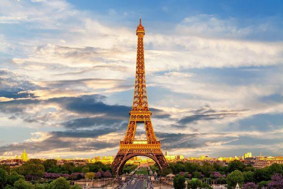 Tour Eiffel paris vente immobilier